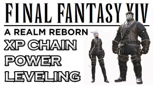 FFXIV Power Leveling