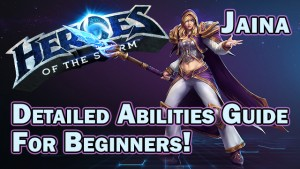Jaina Abilities Guide
